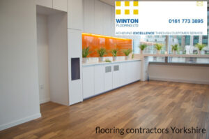 flooring contractors yorkshire